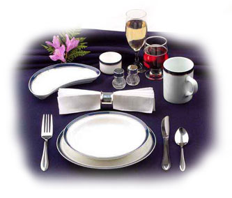 Airline Tableware and China